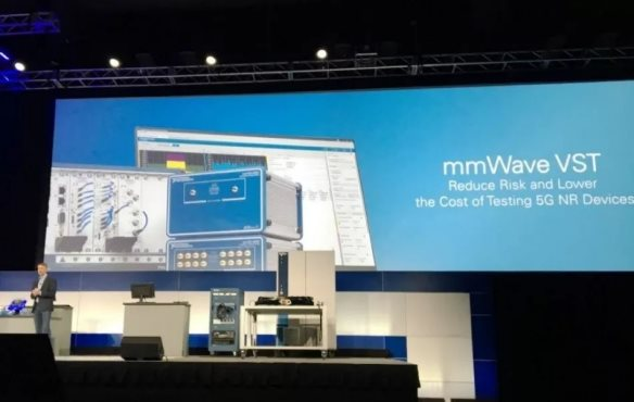 NI最新mmWave助力5G商用大展宏图