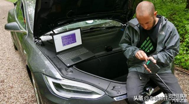特斯拉車載GPS可被黑客攻擊,大屏時代的汽車安全何去何從?