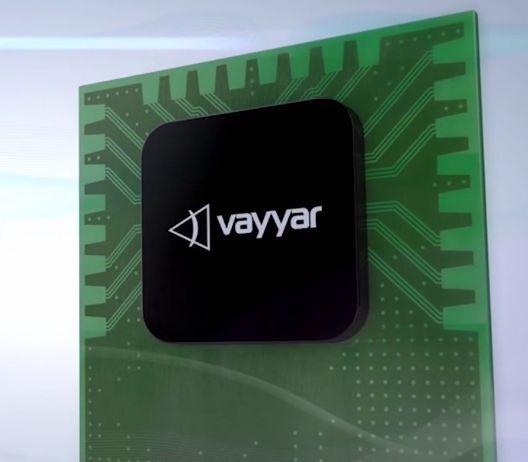 Vayyar推新雷达芯片 可提供有关车内外情况的高分辨率4D地图