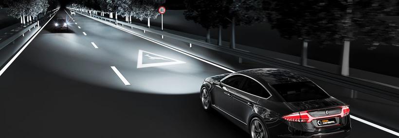 歐司朗大陸合資公司推智能數字HD頭燈系統 提升車輛夜晚駕駛安全