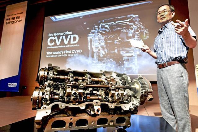 现代宣布开发出新型发动机技术 可提高燃油效率并减少排放