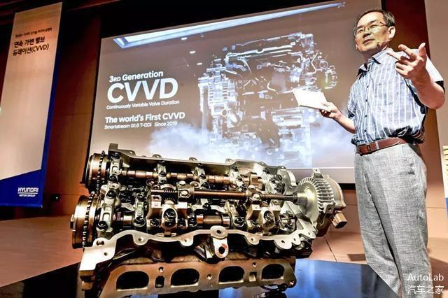 韓國在發動機核心技術上首次超日本?獨家解析現代CVVD發動機技術