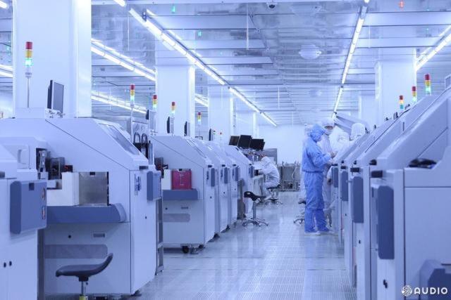 走进楼氏全球最大的硅麦克风工厂,探访120亿个麦克风背后的故事