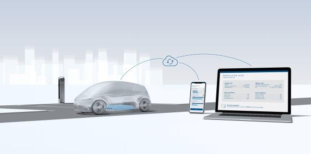 博世互聯科技有效延長電動汽車電池使用壽命