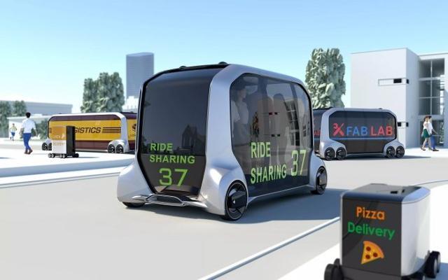 吉利、豐田加入百度阿波羅計劃,為自動駕駛做準備