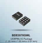 超高效率、超低功耗,ROHM内置MOSFET DC/DC转换器问市