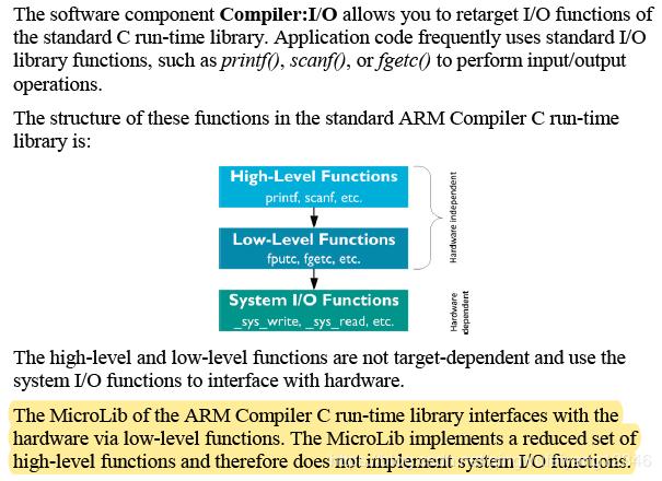 STM32开发笔记62: 使用MicroLIB