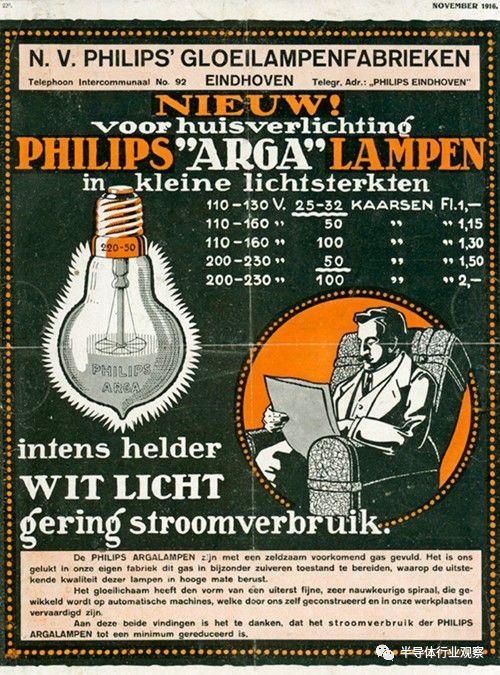 荷蘭半導體的孵化器—講述飛利浦的商場浮沉史