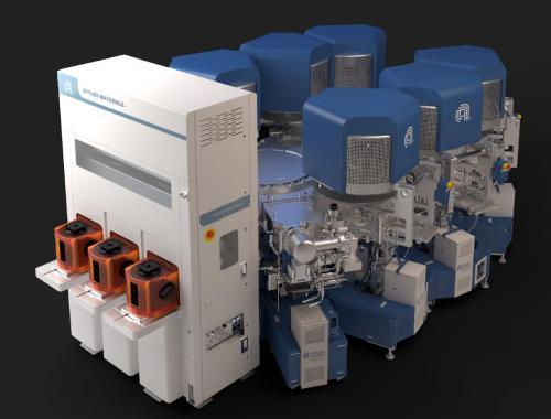 应用材料公司推出精密芯片制造系统生产平台Endura