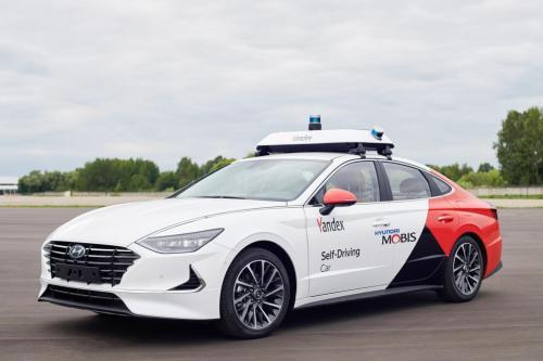 现代汽车与俄互联网公司合作研发无人驾驶出租车