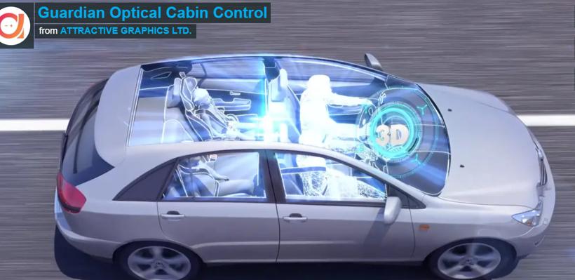 Guardian车载传感器增新功能 探测乘客重量并分类
