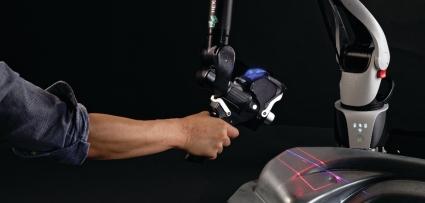 海克斯康全新3D蓝光扫描测头发布 不放过每一个细节