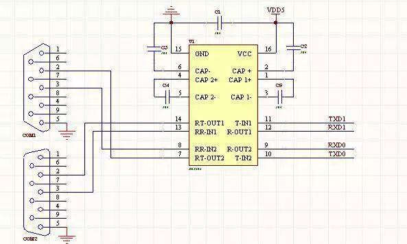 實用幹貨:單片機常用的電路設計模塊