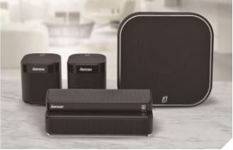 一款紧凑型无线杜比全景声无线环绕声系统的诞生记