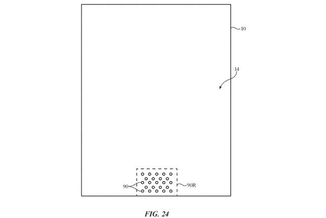 Apple获新专利,未来刘海将成历史