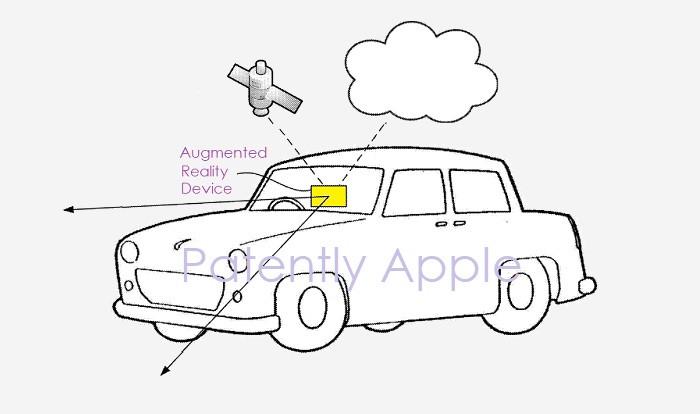 苹果AR导航 提升汽车导航系统能力