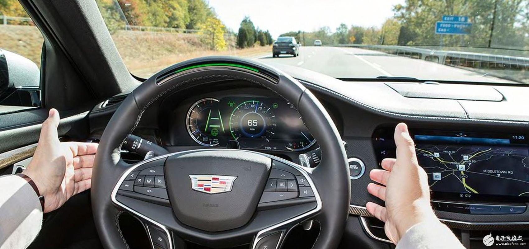 自动驾驶时代的前夜  巡航功能技术的变迁