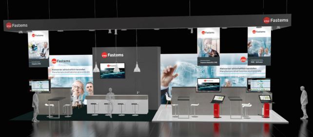見證柔性自動化全技術解決方案的創新 Fastems亮相EMO 2019