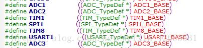stm32之ADC应用实例(单通道、多通道、基于DMA)