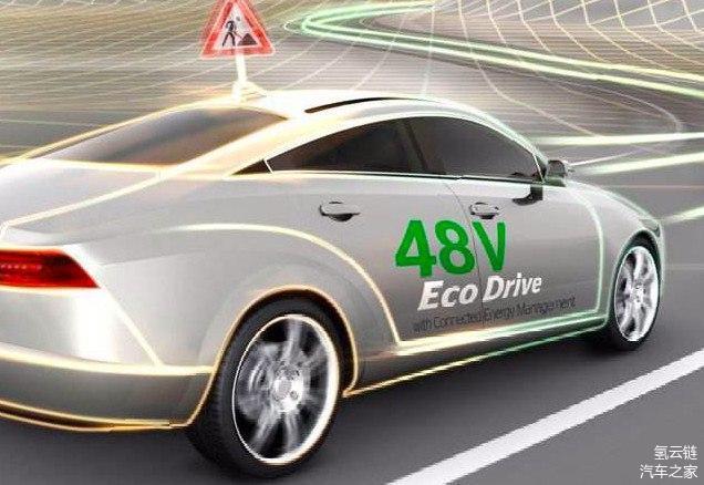 既省油又能提高驾驶体验的48伏轻混系统,能否让内燃机迎来新生?