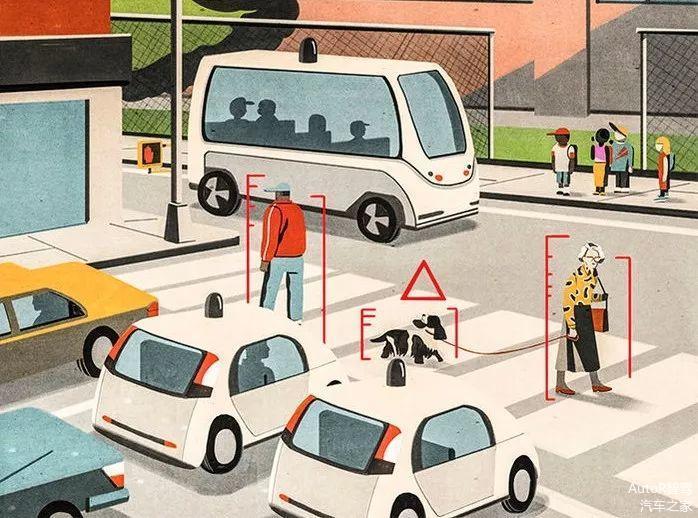 自动驾驶事故权威揭秘:算法和软件错误太多