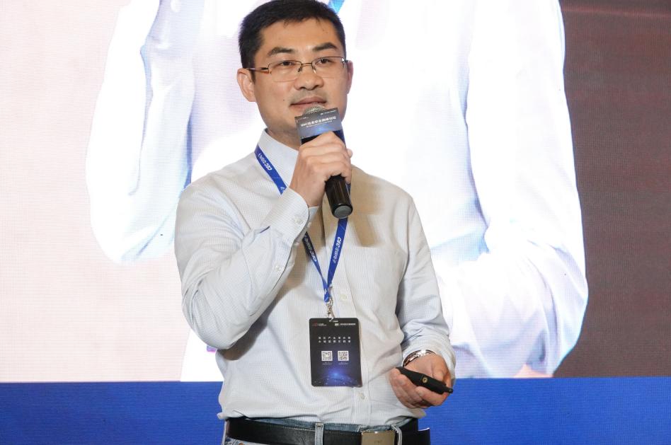 郭井义:飞腾芯助力信息安全建设