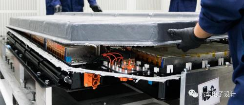 福特Rivian平台的皮卡电池系统