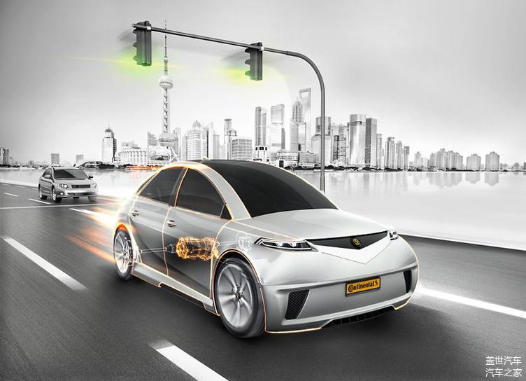 2019法兰克福车展新技术一览