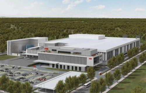 """工业巨头ABB斥资1.5亿美元在上海建""""未来工厂"""","""