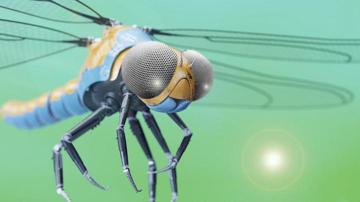 天津大学研发仿生复眼 可为自动驾驶汽车等创建3D定位系统