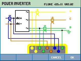 D:PeterFluke仪器资料430Ⅱ应用文章新能源逆变器效率测试Screen19.bmp