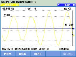 D:PeterFluke仪器资料430Ⅱ电压暂降数据Screen3.bmp