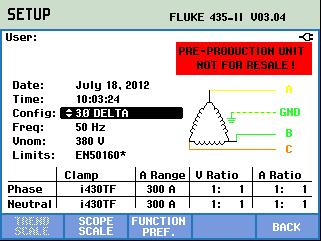 D:PeterFluke仪器资料430Ⅱ福田金属Screen2.bmp