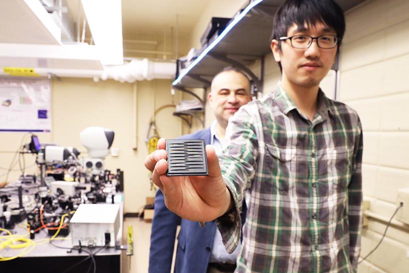 黑科技,前瞻技术,自动驾驶,多伦多大学量子成像,多伦多大学量子光传感器,量子成像自动驾驶,量子光传感器自动驾驶,汽车新技术