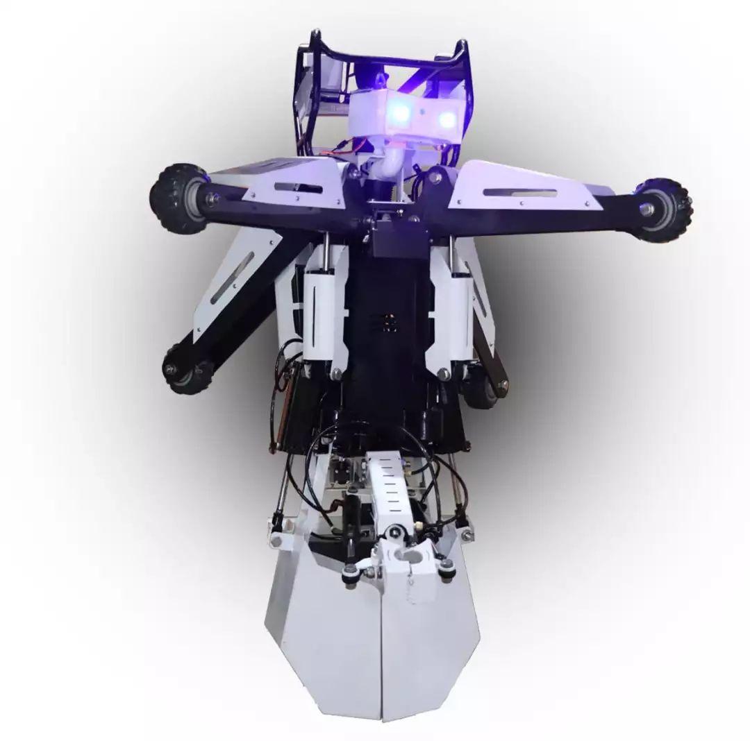 机器人清道夫真的能实现吗