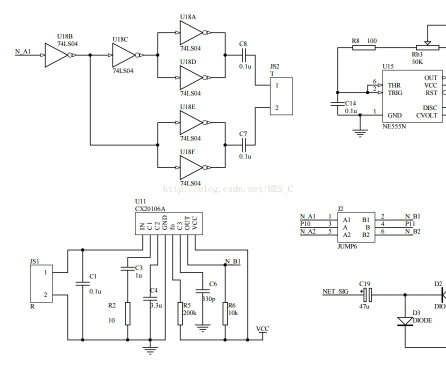 CT107D蓝桥杯超声波模块(6)