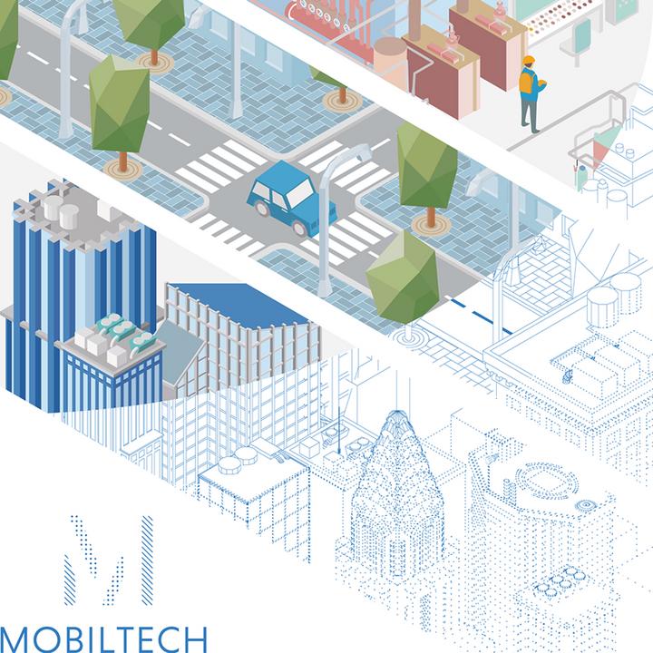 黑科技,前瞻技术,自动驾驶,MOBILTECH,韩国3D空间信息扫描仪,3D空间信息扫描仪,自动驾驶汽车3D扫描仪,汽车新技术