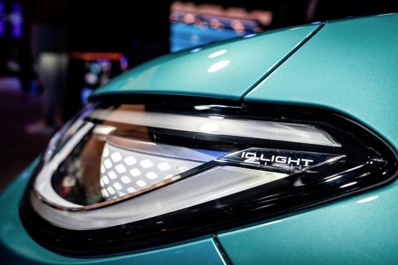黑科技,前瞻技术,大众,大众ID.3,大众汽车智能灯,大众纯电动,汽车新技术