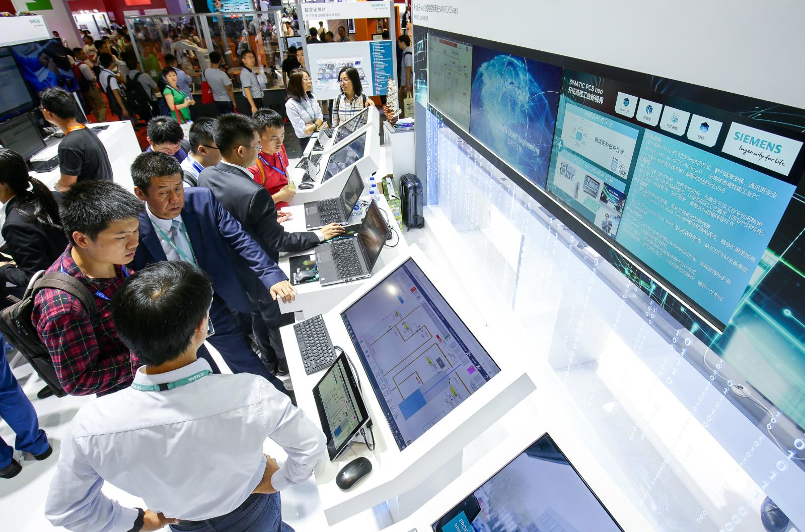 新闻图片2_西门子在2019工博会展示面向未来的创新型DCS系统SIMATIC PCS neo.jpg