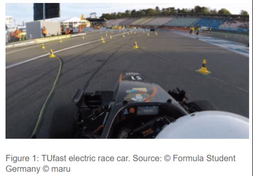 论IMU / GNSS在方程式赛车上的关键作用