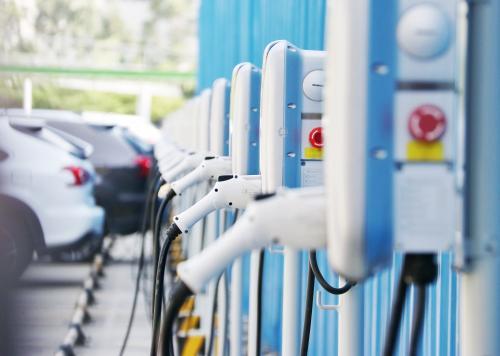 公共类充电桩需求不断增加,9月同比增长67.0%