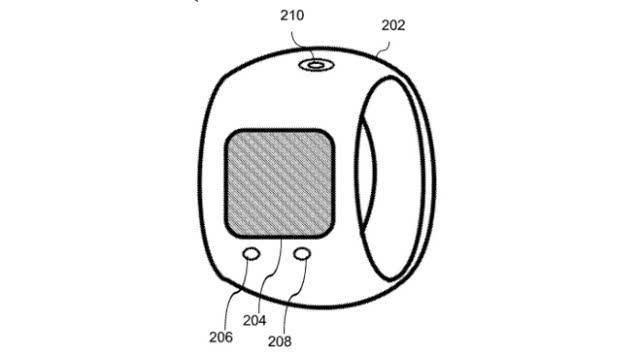 苹果申请了新可穿戴产品专利:智能戒指