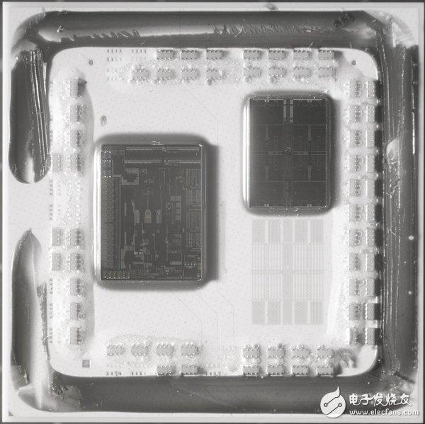 三代锐龙CPU Die艺术照图赏