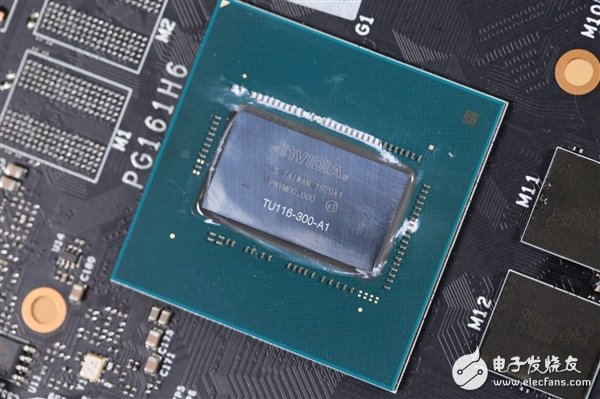 NVIDIA正式发布GTX1660SUPER 非公版参考基准零售价为1799元