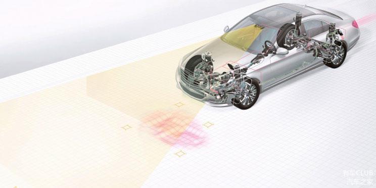全新感知套件 避免车辆受损 福特研发新型悬挂系统
