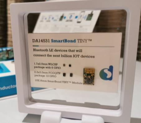 尺寸最小、功率效率最高的DA14531蓝牙5.1 SoC为何如此优秀?