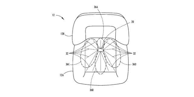 """福特汽车发布""""湿度感应座椅技术""""专利"""