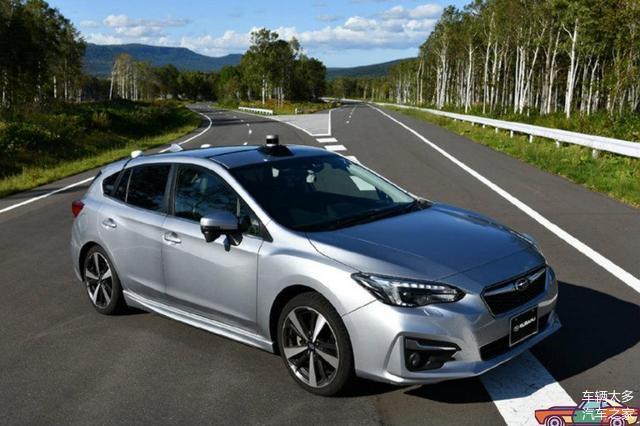 致力研发安全驾驶科技 斯巴鲁将开始5G科技发展