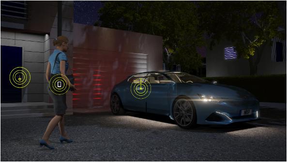 恩智浦发布新的汽车超宽带IC 智能手机变汽车钥匙