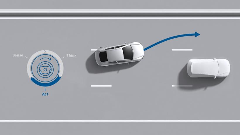 自动驾驶,博世自动驾驶,博世自动代客泊车,博世驾驶辅助系统